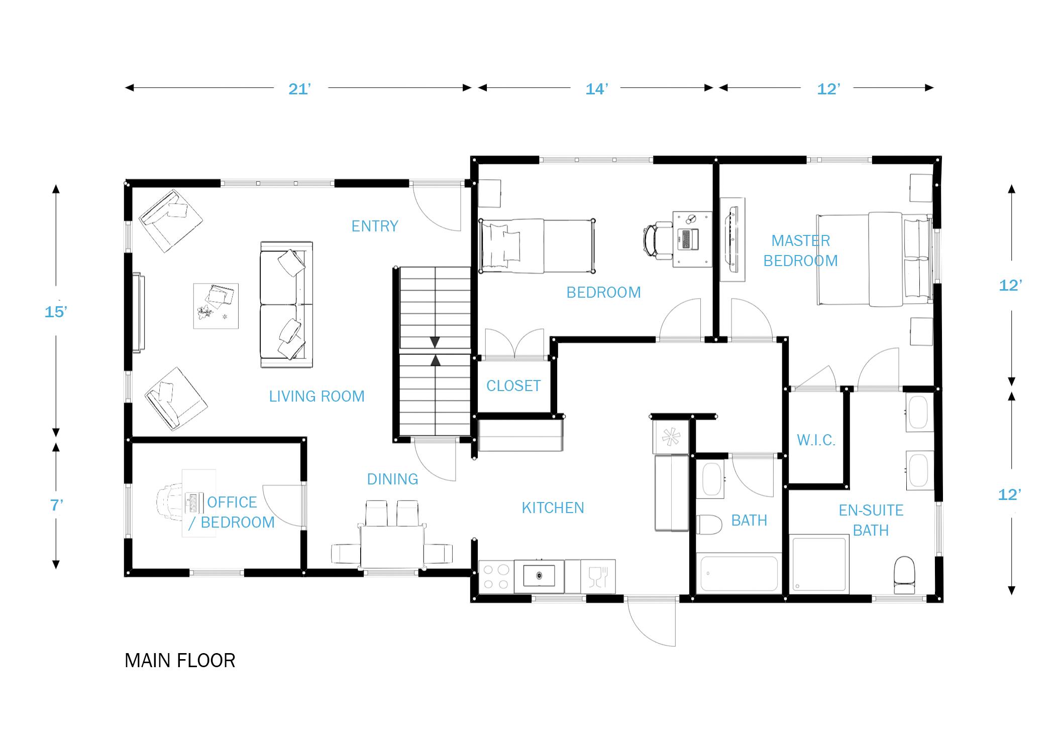 Floorplan Main