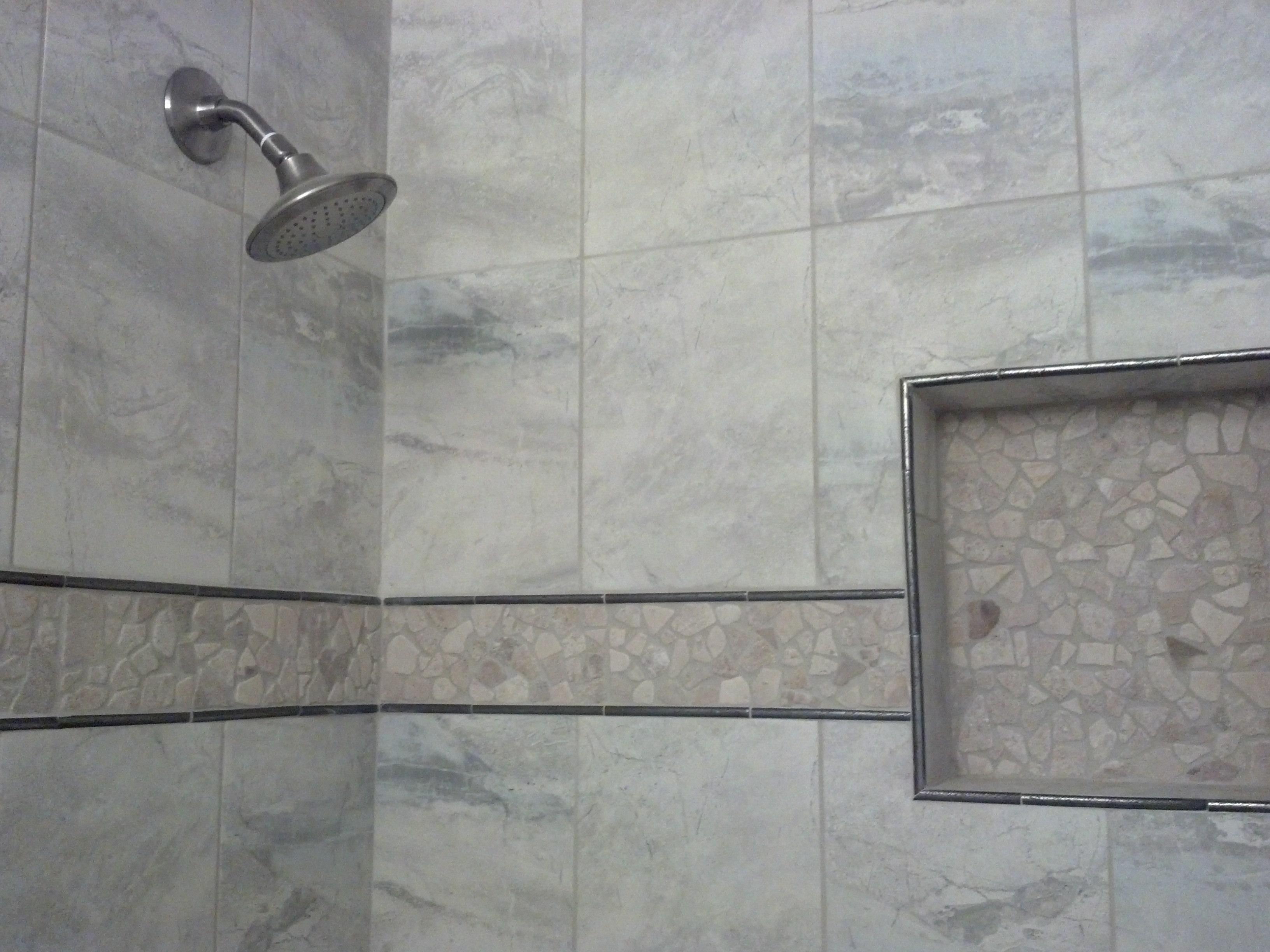 Luxury Shower/Bath Combo