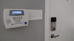 Secuirty System & Smart Lock