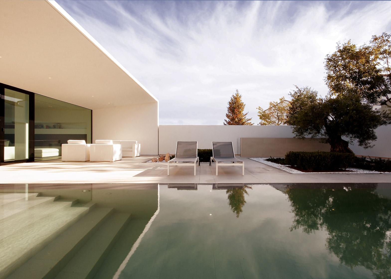Terrasen & Pool