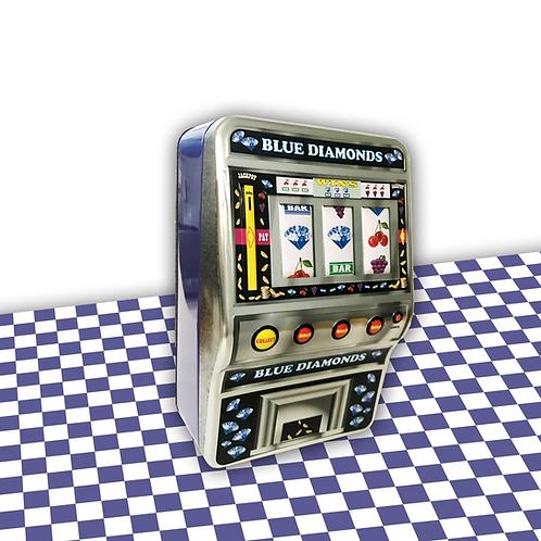 Lata Slot Machine com 72 Bombons de Autor