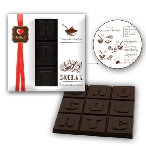 Tablete Receitas | Mousse de Chocolate