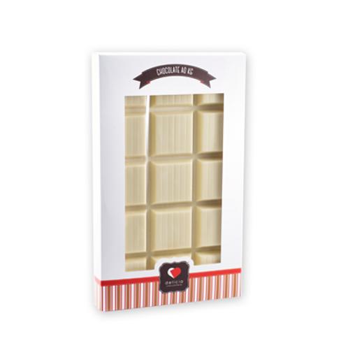 Tablete ao Kg | Chocolate Branco