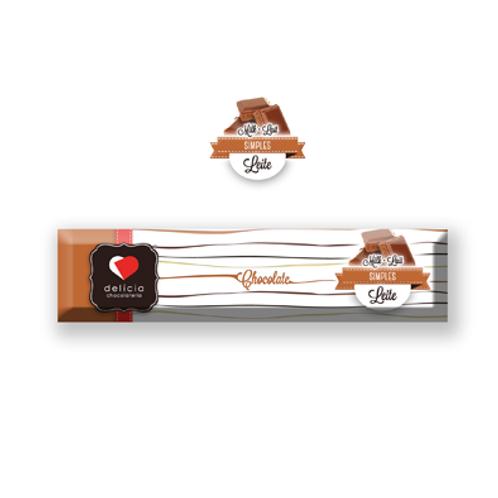 Barrita de Chocolate de Leite 32%