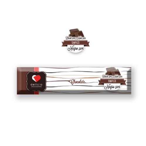 Barrita de Chocolate Negro 50%