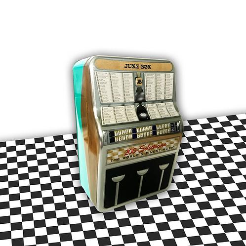 Lata Juke Box com 72 Bombons de Autor