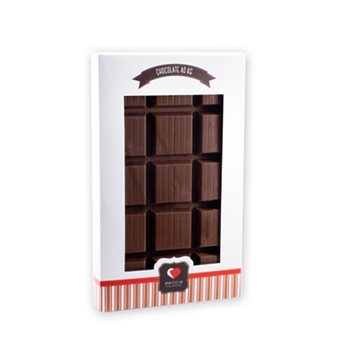 Tablete ao Kg | Chocolate de Leite
