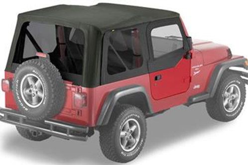 Replace-a-Top with Tinted Windows