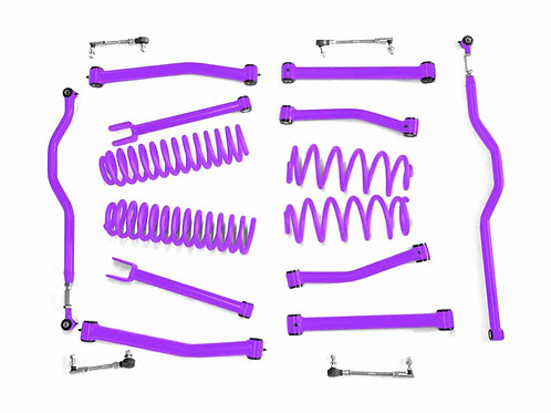 Steinjäger Lift Kit Wrangler JK 2007-2018 2.5 Inch Sinbad Purple