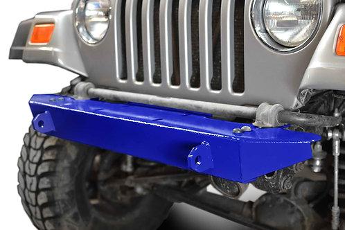Steinjäger Bumpers Wrangler TJ 1997-2006 Front Southwest Blue
