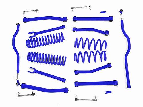 Steinjäger Lift Kit Wrangler JK 2007-2018 4 Inch Southwest Blue