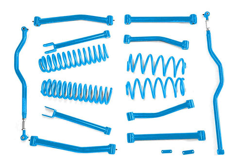 Steinjäger Lift Kit Wrangler JK 2007-2018 4 Inch Playboy Blue