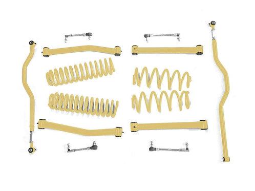 Steinjäger Lift Kit Wrangler JK 2007-2018 2.5 Inch Military Beige
