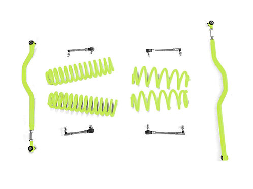 Steinjäger Lift Kit Wrangler JK 2007-2018 2.5 Inch Gecko Green