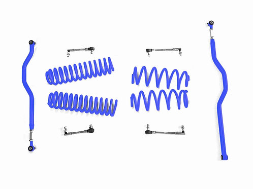 Steinjäger Lift Kit Wrangler JK 2007-2018 2.5 Inch Southwest Blue