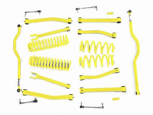 Steinjäger Lift Kit Wrangler JK 2007-2018 4 Inch Lemon Peel