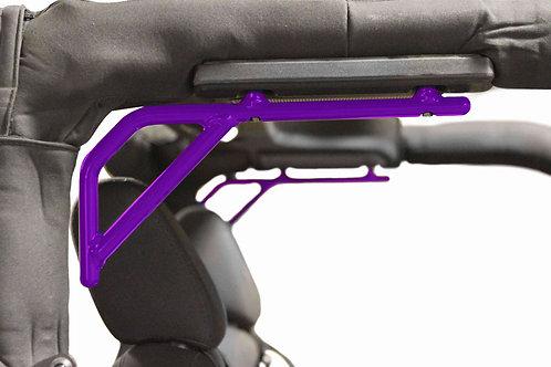 Grab Handle Kit, Jeep JK, Rear, Rigid Wire Form, Sinbad Purple