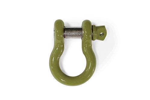 Steinjäger D-Ring Shackle Gladiator JT 2019 Locas Green 1 D-ring