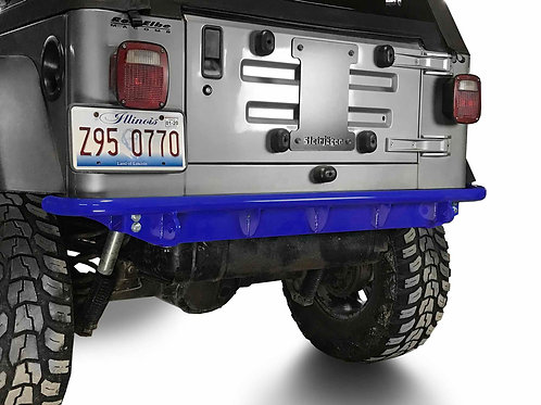 Steinjäger Bumpers Wrangler TJ 1997-2006 Rear Southwest Blue