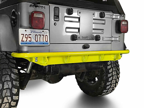 Steinjäger Bumpers Wrangler TJ 1997-2006 Rear Neon Yellow