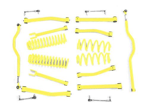 Steinjäger Lift Kit Wrangler JK 2007-2018 2.5 Inch Lemon Peel