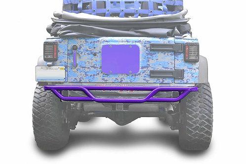 Steinjäger Bumpers Wrangler JK 2007-2018 Bumper, Rear, Tube Sinbad Purple