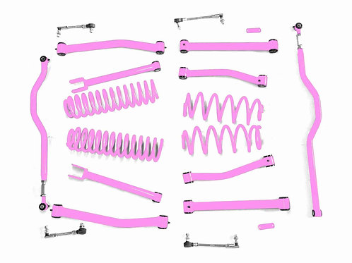 Steinjäger Lift Kit Wrangler JK 2007-2018 4 Inch Pinky