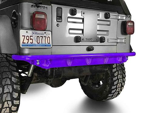 Steinjäger Bumpers Wrangler TJ 1997-2006 Rear Sinbad Purple