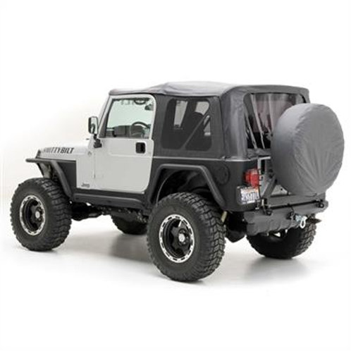 Replacement Soft Top with Tinted Windows