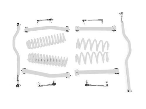 Steinjäger Lift Kit Wrangler JK 2007-2018 2.5 Inch Cloud White