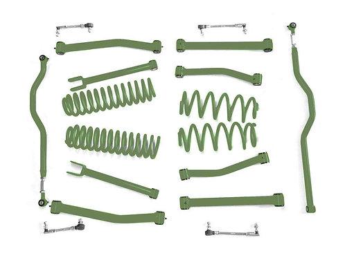 Steinjäger Lift Kit Wrangler JK 2007-2018 2.5 Inch Locas Green