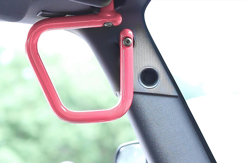 Grab Handle Kit, Jeep JK Front, Rigid Wire Form, Pinky