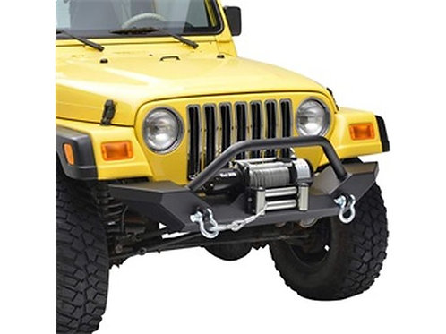 Paramount Automotive 87-06 jeep wrangler yj/tj heavy duty rock crawler front bum