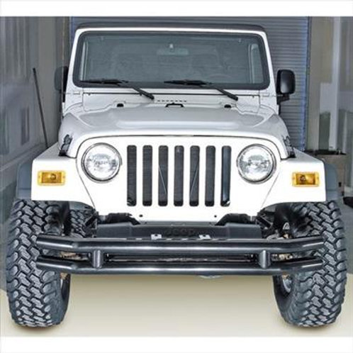 3 Inch Dual Tube Front Bumper without Hoop