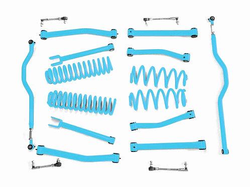 Steinjäger Lift Kit Wrangler JK 2007-2018 2.5 Inch Playboy Blue