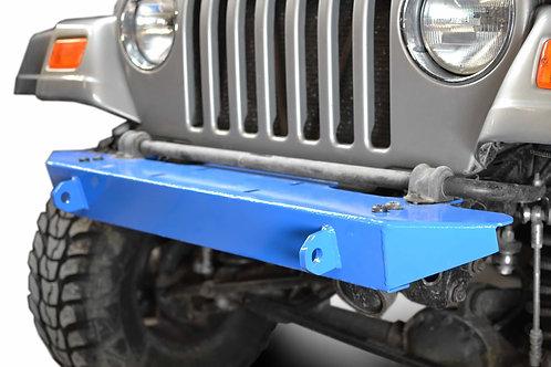 Steinjäger Bumpers Wrangler TJ 1997-2006 Front Playboy Blue