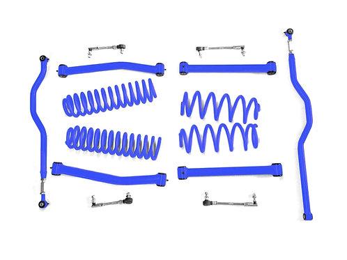 Steinjäger Lift Kit Wrangler JK 2007-2018 2.5 Inch Southwest Blue