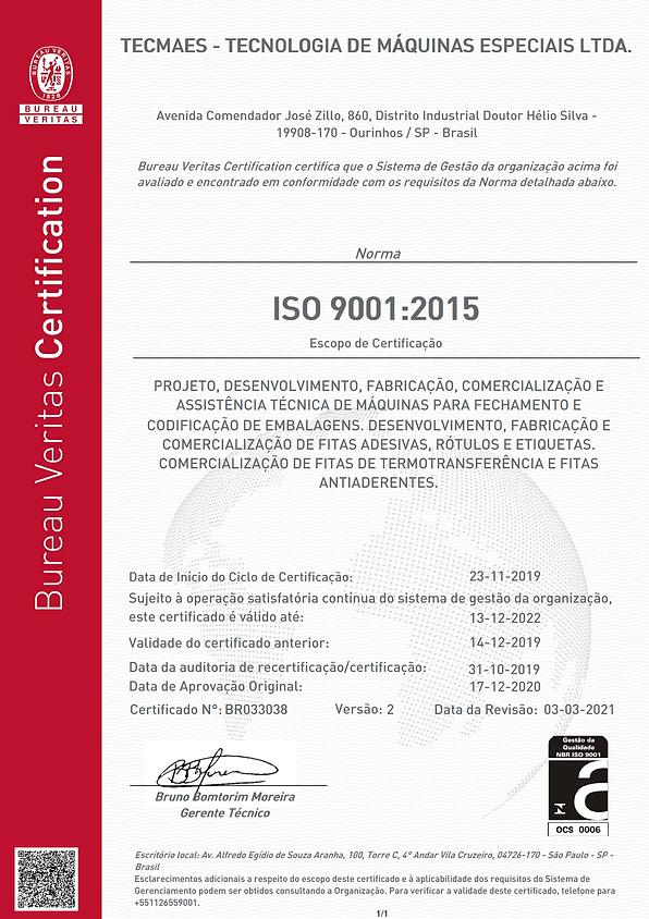 Certificado ISO 9001 - Português 2021.pn