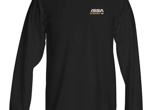 ISSA Academy SG Long Sleeve Round neck Tee