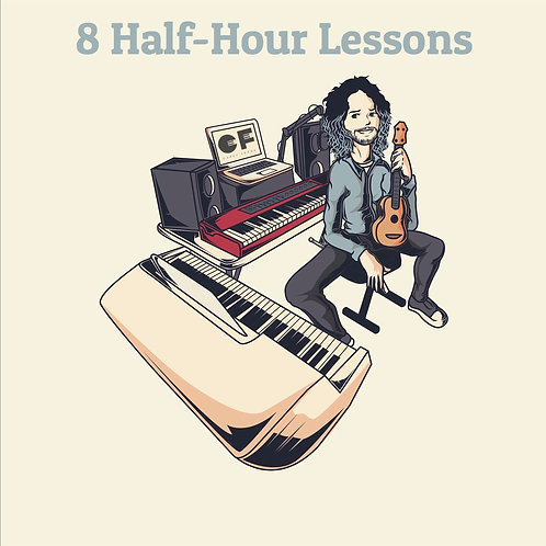8 Half-Hour Lessons