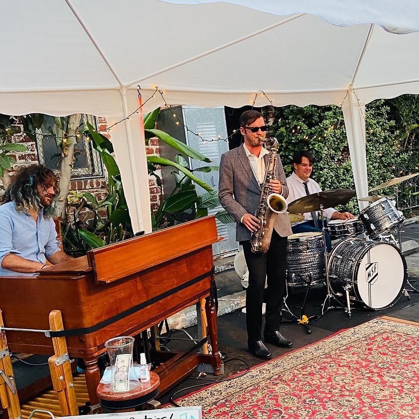 Live Jazz at The Barkley