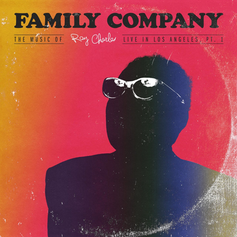 """Family Company, """"The Music of Ray Charles: Live in Los Angeles, Pt. 1"""