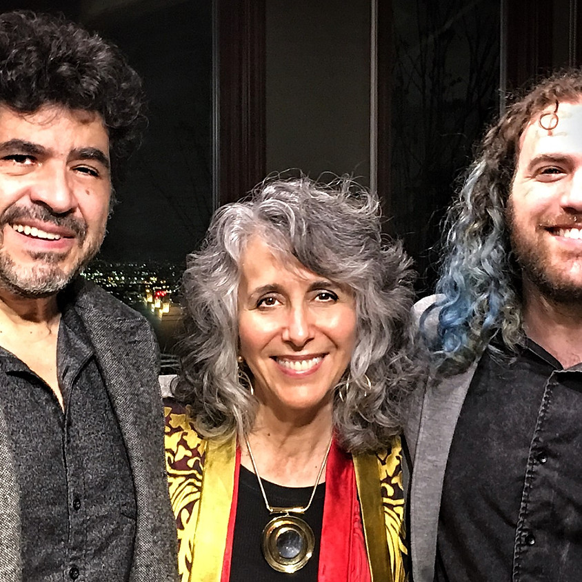 Cathy Segal-Garcia online at LAAC