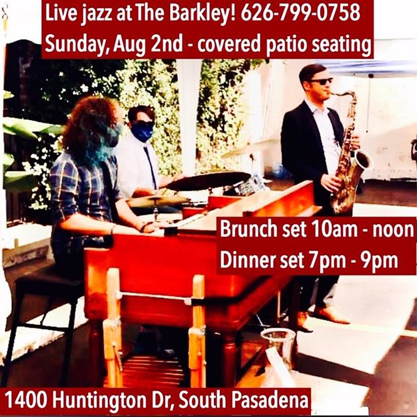 Live Jazz at The Barkley (Brunch Set)
