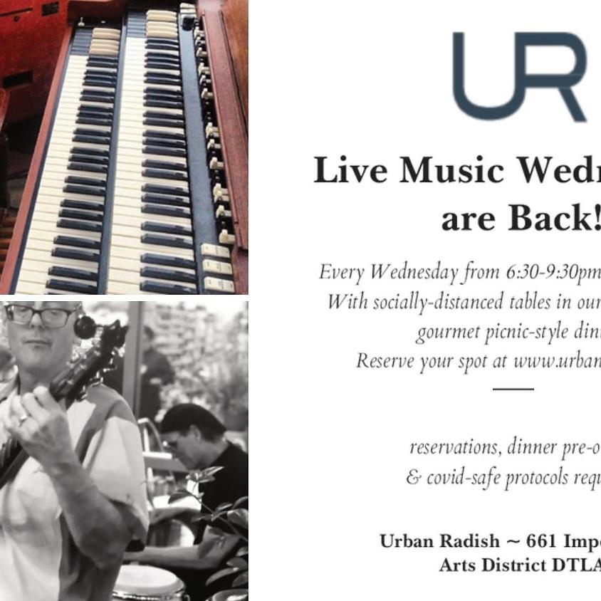 Live Music Wednesdays