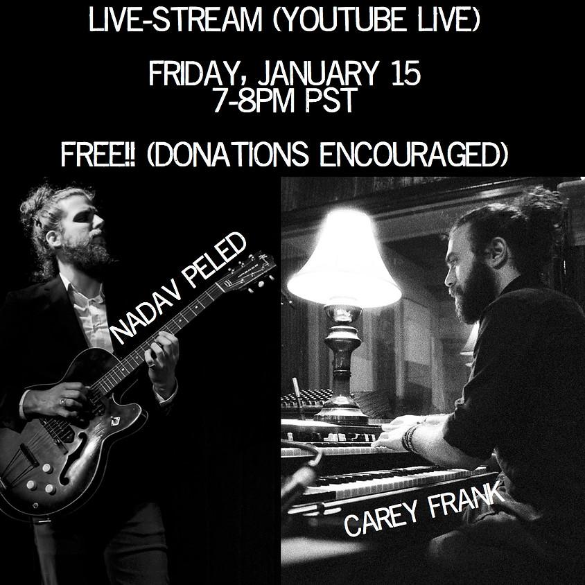Live-Stream Living Room Concert