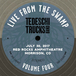 """Tedeschi Trucks Band, """"Live From The Swamp"""" (Volume Four)"""
