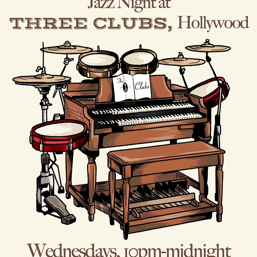Jazz at Three Clubs