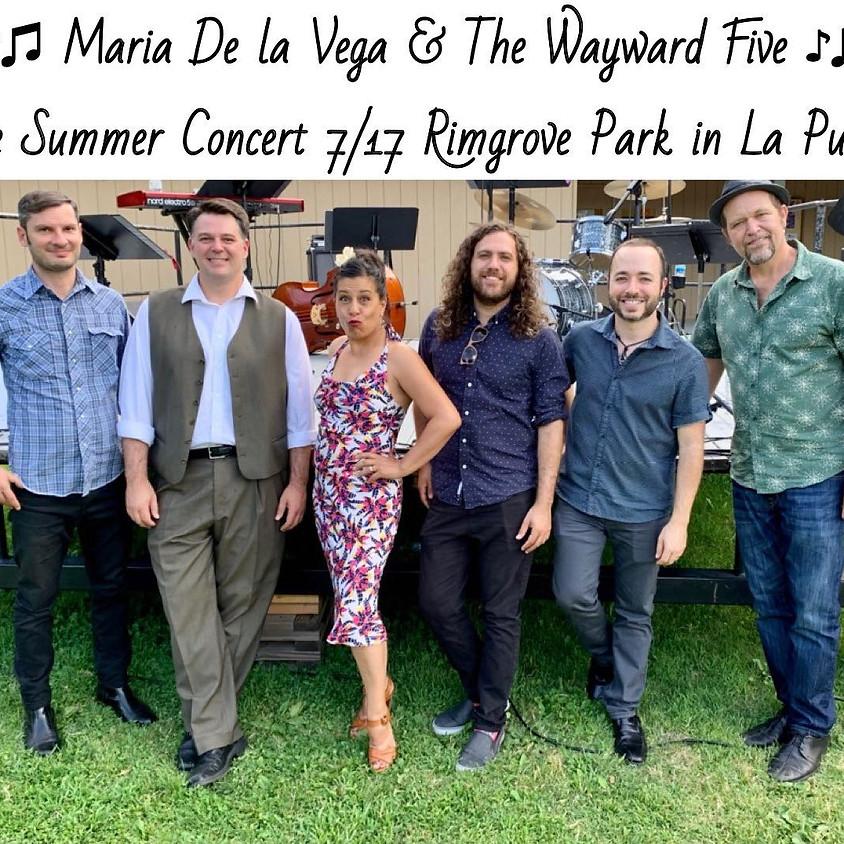 Live at Rimpgrove Park, La Puente, CA