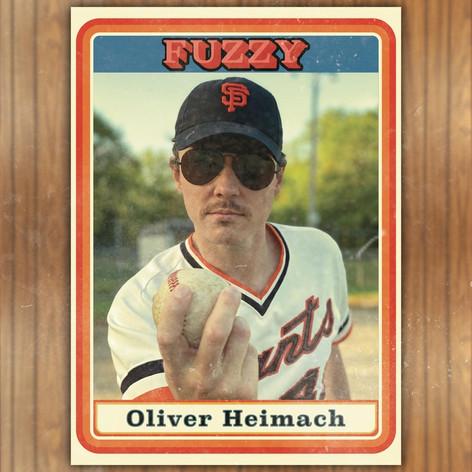 """Oliver Heimach, """"Fuzzy"""""""